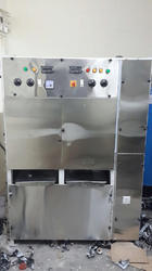 Double Die Paper Plate Making Machine SS Body