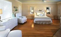 Resort Room Wooden Flooring