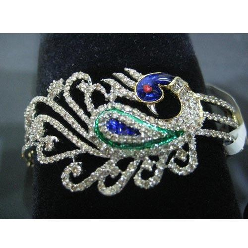 Traditional Diamond Bracelet View Specifications & Details of