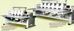 4 & 6 - Head Automatic Embroidery Machine