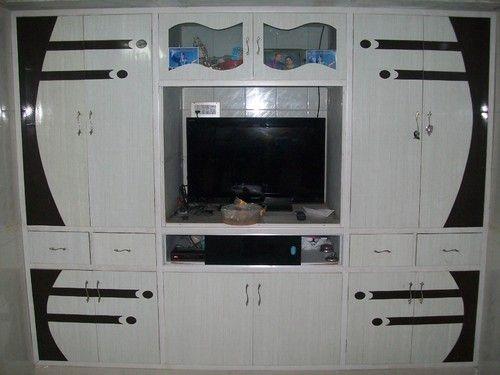 Shreeji Plast Mart Customized Pvc T V Cabinet Id 7581154530