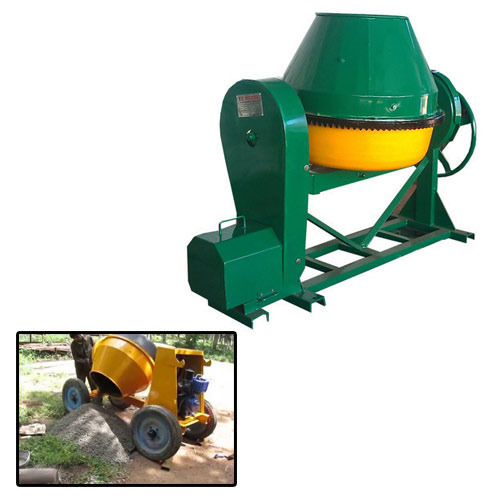 Automatic Concrete Mixer Machine For Construction Industry