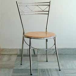 Wood Dining Stainless Steel With Wooden Chair Id 4099673191
