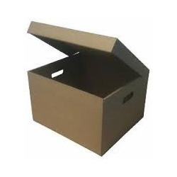 File Packing Corrugated Boxes