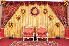 stage decoration services - Stage Decorations