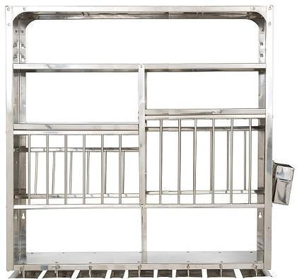 Stainless Steel Racks - Small Stainless Steel Wall Mounted Dish Rack Manufacturer from Mohali  sc 1 st  IndiaMART & Stainless Steel Racks - Small Stainless Steel Wall Mounted Dish Rack ...