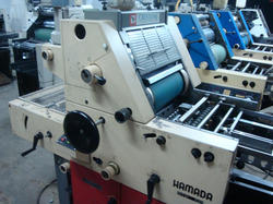 Hamada 612 Mini Offset Printing Machines