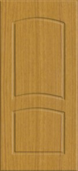 Wood Membrane Flush Door