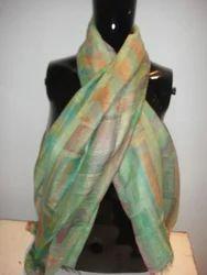 Linen Jacquard Scarves