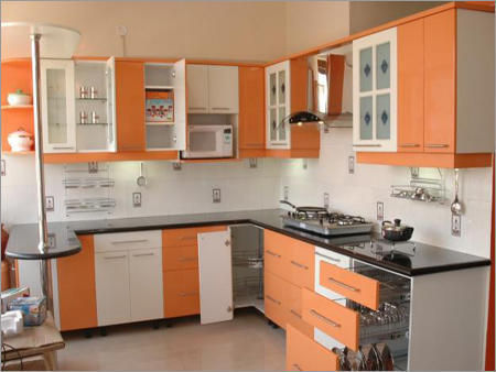 Modular Kitchen At Rs 1000 Square Feet S Modern Kitchen Id
