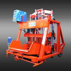 Cement Bricks Machine