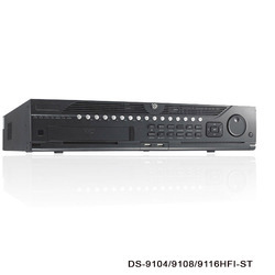 DS-9100 Series DVR