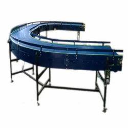 180 Degree Modular Chain Conveyor
