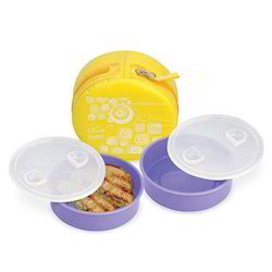 Circular Lunch Boxes