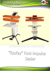 Foot Impulse Sealer ( Pedal Type)