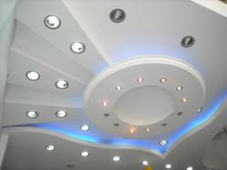 False Ceiling and Flooring