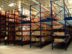 Steel Storage Rack System
