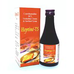 Cyproheptadine Tricholine Citrate With Sorbitol Syrup