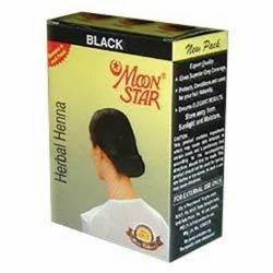 Moon Star Black Henna