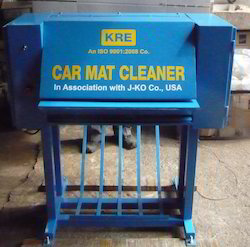 Kre Car Mat Cleaner Manufacturer From Sahibabad
