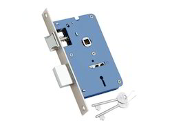 Mild Steel Godrej Mortise Door Lock