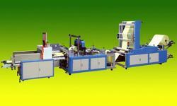Non Woven Fabric Bags Machine