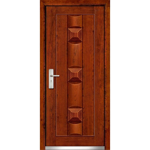 Single wooden door designs pictures for Single main door designs for home