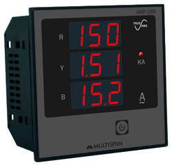 AMP19N Multispan Digital Panel Meter