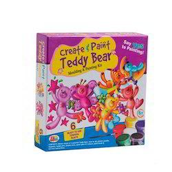 Create & Paint Teddy Bear