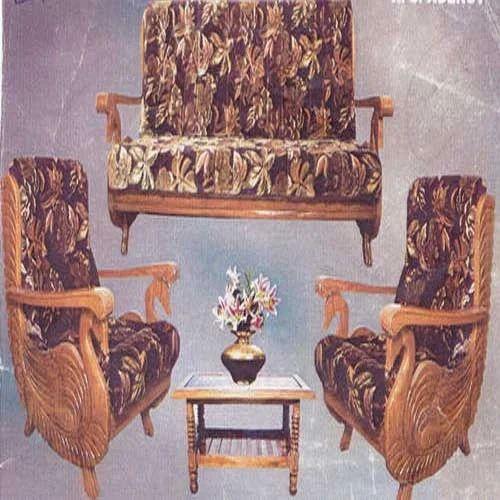 Teak Wood Sofa Teak Wood Sofa - Sree Sakthi Designs Coimbatore