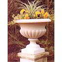 Outdoor Marble Flower Planter