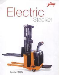 Fully Electric Stacker