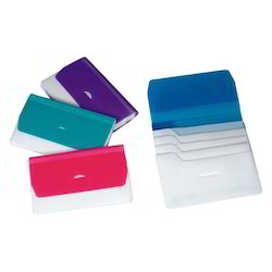 Sliding Pocket Card Holder