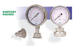 Sanitary Gauges