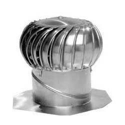 Wind Driven Turbo Ventilator