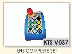 Vamatex LHS Complete Set