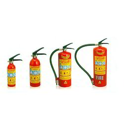 Dry Powder ABC Fire Extinguishers