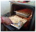 Roasting Cooling Oven