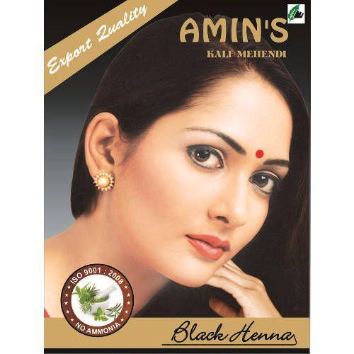 Amins Henna Based Hair Color Products - Seegreen Cosmetics, Chennai ...