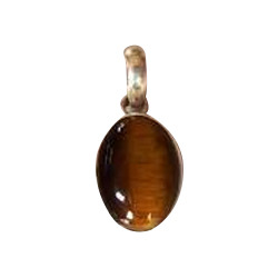 Tiger Eye Lucky Pendant