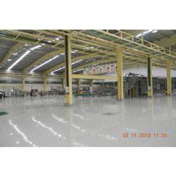 Epoxy-PU Floor Coatings