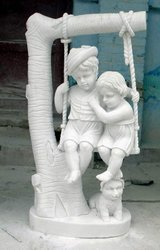 KA-2058 Antique Garden Statue