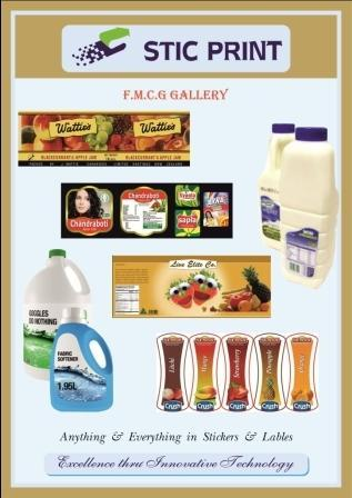 FMCG Label