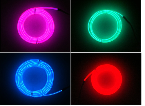 El Wire Kit With Inverter at Rs 700 /set | Electroluminescent ...