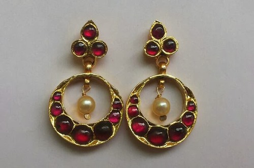 Temple Jewellery & temple jewellery Manufacturer from Nagercoil