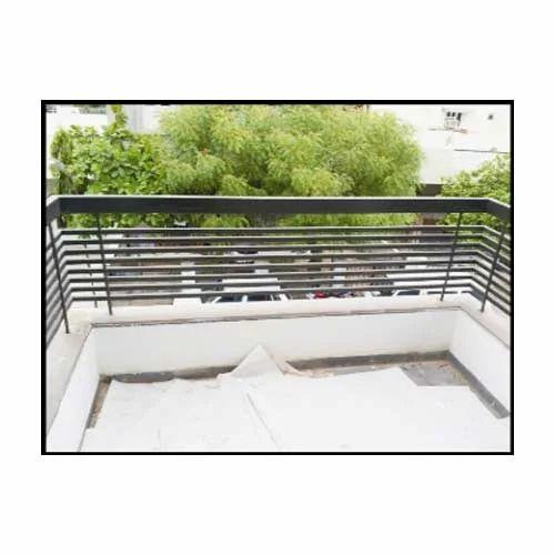 Balcony Metal Grill ब लकन ग र ल स In Chandlodia Ahmedabad Manish Febrication Id 7454808662