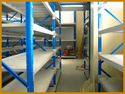 Soloutions Packaging Industrial Racking