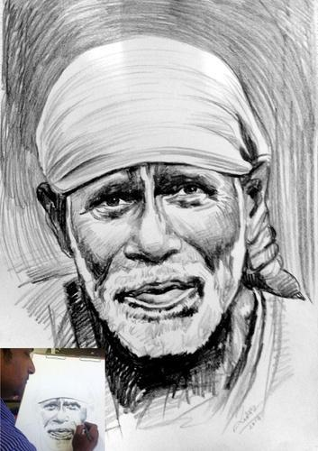 Pencil Sketch Artist Delhi