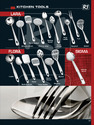 Kitchen Cutlery Tools