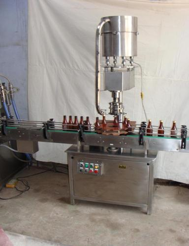 CREATE PP Cap Sealing Machine, GMP Model